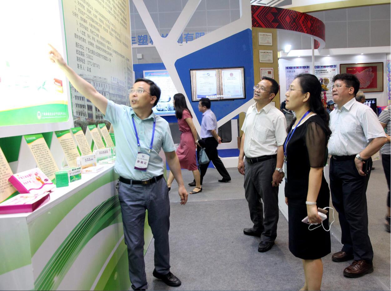 我院参与第二十六届广西科技活动周展览